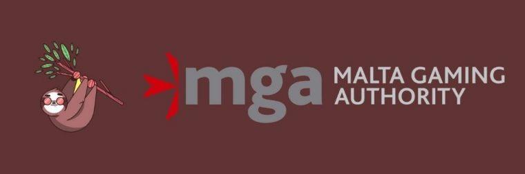 Slothino MGA license